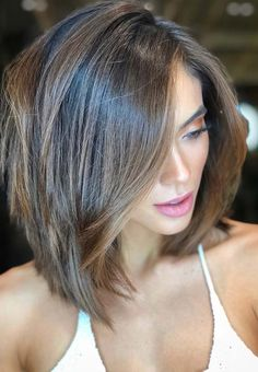 Welcome here to see the gorgeous styles of long bob hairstyles for different face shapes. Especially the women who have round face shapes can use to wear these amazing haircuts for more sophisticated and cutest hair look. Nowadays lob styles have become popular among all the fashionable ladies because of its cute look.