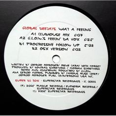 Global Deejays - What a feeling 2005