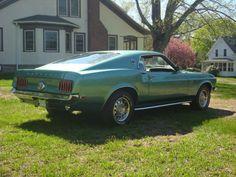 1969 Mustang GT Fastback #favoritecar