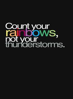 Rainbows count!!!!