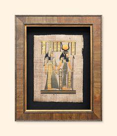 Frame Papyrus