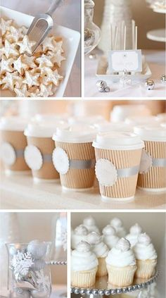 Stylish ideas perfect for a neutral party