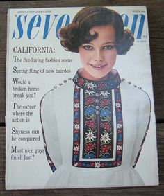March 1968 cover with Lucy Angle