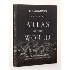 The Times Universal Atlas of the World Times Atlases: Amazon.co.uk: Times Uk: Books