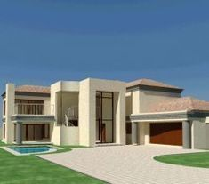 4 Bedroom House Plans South African Home Designs Nethouseplansnethouseplans In 2020 House Plan Gallery House Plans South Africa Bedroom House Plans