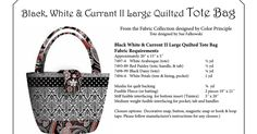 Black White Currant Tote.pdf