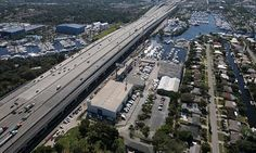 An historic Fort Lauderdale boatyard and marina has been listed for sale...