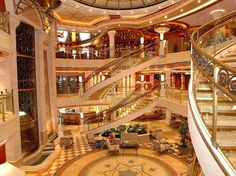 Ruby Princess Cruise Ship. I was on this ship a year ago, going on an amazing Caribbean cruise with my best friend and her family. Some of my fondest and most incredible memories. @Meg Cavaness @Lauren Cavaness @Christine Cavaness
