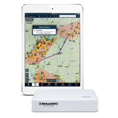 Only $299 after $200 mail-in rebate! Download Rebate FormPromotion valid September 21 - December 31, 2016Satellite weather and GPS for ForeFlightHaving accurate in-flight weather in the cockpit is essential for safe flying, and SiriusXM Aviation Weather is the gold standard for pilots. Since it's delivered by satellite, weather is available at any altitude (even on the ground), throughout the entire Continental US and even most of Canada. The compact SXAR1 is a powerful iPad companion,...