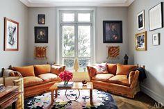 Stefano Pilati's Paris Duplex Apartment Renovation Photos | Architectural Digest
