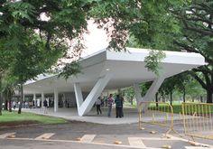Reformas de Marquise do Ibirapuera e homenageia Niemeyer   DIÁRIOPAULISTA.COM