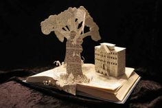 Pride And Prejudice. | This Artist Turns Books Into Sculptures And The Results Are Incredible