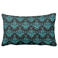 =>Sale on          Glitter black turquoise damask pattern throw pillows           Glitter black turquoise damask pattern throw pillows lowest price for you. In addition you can compare price with another store and read helpful reviews. BuyReview          Glitter black turquoise damask patte...Cleck Hot Deals >>> http://www.zazzle.com/glitter_black_turquoise_damask_pattern_pillow-189058660436167385?rf=238627982471231924&zbar=1&tc=terrest