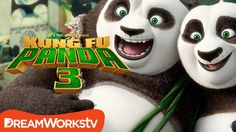 Dreamworks Animation Revealed the Trailer of Kung Fu Panda 3 Kung Fu Panda 3, 3 Movie, Kid Movies, Family Movies, 2016 Movies, Movie List, Panda Movies, Bryan Cranston, Cinema