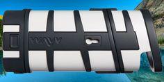 The Adventurer, el primer microondas portátil del mundo http://j.mp/1sC6sj0 |  #Microondas, #Noticias, #Portatil, #Tecnología, #TheAdventurer, #Wayv