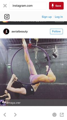 to Six-pack Abs Workout Program Aerial Hoop, Lyra Aerial, Aerial Dance, Aerial Acrobatics, Aerial Silks, Aerial Arts, Pole Dance, Aerial Gymnastics, Art Du Cirque