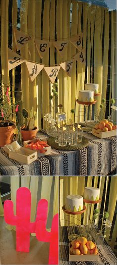 Several awesome Mexican-themed party ideas