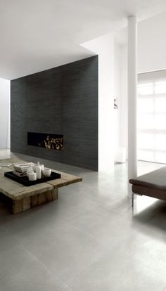 Masterplan is a through-body porcelain tile line produced by the Italian manufacturer, Lea Ceramiche.