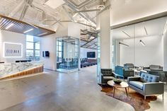 JLL Office, by ID Studios, La Jolla – California » Retail Design Blog