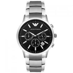 Water Resistant 5 ATM 1 Year Warranty Included Original Emporio Armani Presentation Gift Box Complete with Manual Instruction Booklet Case Width: Case Depth: Stainless Steel bracelet Stainless Steel Case Quartz movement Mens Watches Uk, Fossil Watches For Men, Mens Designer Watches, Best Watches For Men, Sport Watches, Cool Watches, Men's Watches, Emporio Armani Mens Watches, Mens Watch Box