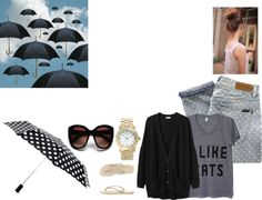 """""""sendal jepit timeee"""" by ria-supardi on Polyvore"""
