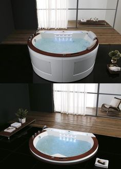 Designer Whirlpool Whirlwanne Badewanne Mit Heizung 2609