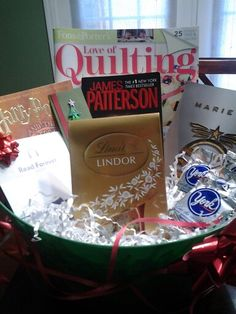 1000 images about crafts gift basket ideas on pinterest for Gift ideas for craft lovers