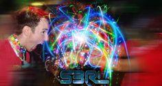 DJ S3RL <33 Best Music Artists, Rave Music, Rave Makeup, Best Dj, Raves, Save My Life, Rave Outfits, Spectrum, Techno