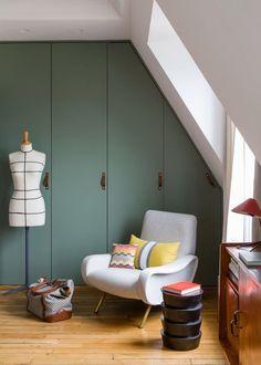 Резултат слика за invisible living room wardrobe