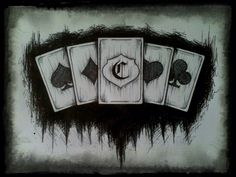 """Magic"" #ChrisMonteith #Magic #Cards"