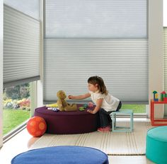Duette® Honeycomb Shades are the original cellular shades, engineered to provide beauty and energy efficiency at the window in both cold and warm climates. Kids Window Treatments, Window Coverings, Honeycomb Shades, Cellular Shades, Hunter Douglas, Shades Blinds, Window Styles, Blinds For Windows, Window Blinds