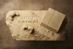 To mark the upcoming release of Far Cry Primal, Ubisoft teamed up with accredited master carver and stone mason Nick Roberson to create a modern man cave in stone. Ps4, Playstation, Far Cry Primal, Modern Man Cave, Video Game News, Video Games, Celebrity Photographers, Best Games, Games To Play