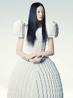 LEGO dress - Imgur