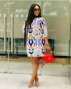 African Fashion Ankara, Latest African Fashion Dresses, African Print Fashion, Short African Dresses, Ankara Short Gown Styles, Lace Gown Styles, Ankara Styles For Women, Ankara Dress Designs, African Print Dress Designs