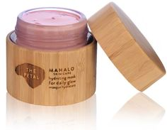 """1. Mahalo The Petal Mask """"It's my favorite shower companion—I apply it as a mask before jumping in the shower and then massage it off like a cleanser. It leaves skin glowing and smells fantastic too!"""""""