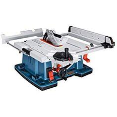 Bosch Tischkreissäge PTS 10 T 1400 Watt Set Version mit Untergestell