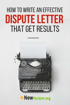 This is called a dispute letter and once it is received, credit bureaus have to examine your dispute within thirty days of receiving your letter. Check Your Credit Score, Fix Your Credit, Improve Your Credit Score, Credit Agencies, Credit Bureaus, Credit Rating, Checking Account, Financial Information