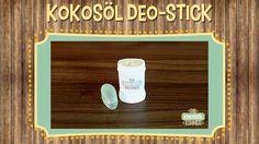 Deo Stick selber machen – mit Kokosöl und Natron