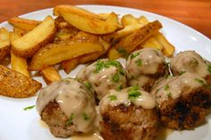 swedish meatballs. i have not tried this but planning on it...