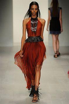 London Fashion Week – Marios Schwab SS13   LUXSURE - Fashion Magazine