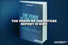 We are very glad to announce the release of our latest report, The Venue of the Future. Grab your free copy now.