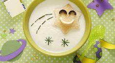 Soupe rigolote pour les enfants Kids Meals, Cookies, Desserts, Food, Growing Up, Children, Recipes, Kitchens, Crack Crackers