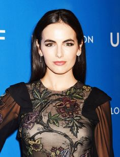 Falling in love with Camilla Belle's beyond perfect brows