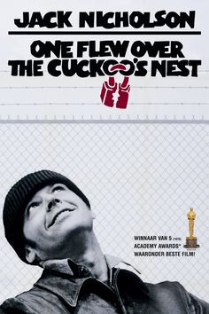 With an insane asylum standing in for everyday society, Milos Forman's 1975 film adaptation of Ken Kesey's novel is a comically sharp indictment of the Establishment urge to conform. Playing crazy to avoid prison work detail, manic free spirit Randle P. McMurphy (Jack Nicholson) is sent to the state mental hospital for evaluation.