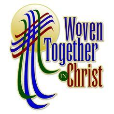 Woven Together. Logo design by McQuillen Creative Group. Troy McQuillen, designer.