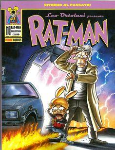 RAT-MAN COLLECTION 110 ED. PANINI COMICS
