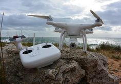 Review - The Phantom 2 Vision Photo Drone From DJI - NYTimes.com What you need to take photos aloft: the Phantom 2 Vision drone, its remote controller and your iOS or Android device. By KIT EATON: January 1, 2014
