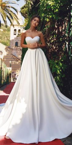 Modest Wedding Dresses Of Your Dream ★ See more: https://weddingdressesguide.com/modest-wedding-dresses/ #bridalgown #weddingdress