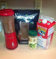 Brooke's blog: Reese Shakeology