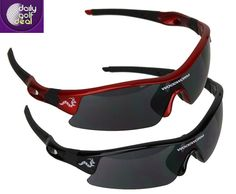 Back By Popular Demand: Woodworm Pro Series Sunglasses – Black/Red – Only £6.99 http://dailygolfdeal.co.uk/deals/deals/wwsunnies/